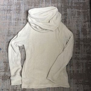 Athleta funnel neck sweater